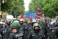 1. Mai 2014, Demonstration in Berlin