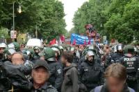 1. Mai 2014 in Berlin Kreuzberg