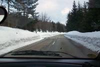 Sind die Straßen gut geräumt? Die große Winter-Frage. Autofahren im Winter bei Schnee...