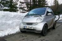 Sind die Straßen gut geräumt. Die große Winter-Frage. Autofahren im Winter bei Schnee...
