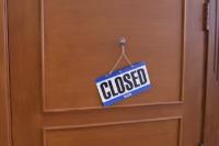 Closed ...