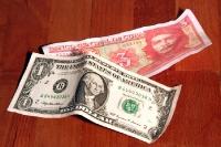US-Dollar und kubanischer Peso