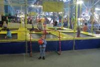 ein Nachmittag auf dem Indoor-Spielplatz