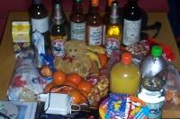 Futter, trinken, saufen - was das Herz begehrt...