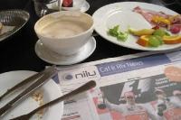 Frühstück im Café Rix