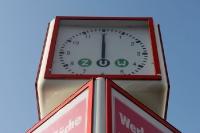 High noon in the big city... Punkt zwölf Uhr, was sagt uns das?!