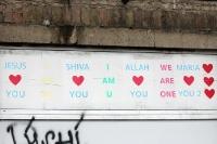 Jesus, Shiva, Allah, Maria loves you!