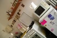 In der Küche ...