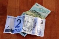 Brasilianische Real-Banknoten