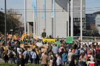 Anti Atom Demo in Essen am 2. April 2011