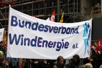 Transparent: Bundesverband für Windenergie