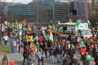 Anti-Atom-Demo in Berlin am 26. März 2011