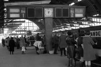 S-Bahnhof Alexanderplatz, Ende 60er Jahre