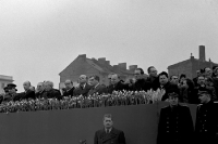 Gedenkfeier für Stalin in Ostberlin, 1953
