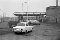 Minol-Tankstelle, 60er Jahre