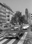 Westberliner City Mitte der 60er Jahre
