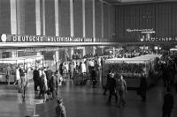 Terminal des Flughafen Tempelhof, 60er Jahre