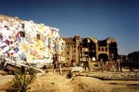 Das Tacheles in der Oranienburger Straße, 1995