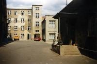 Ehemalige Ausbildungsstätte der EBAG in Ostberlin, 1991