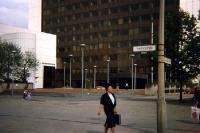 Internationales Handelszentrum in der Friedrichstraße in Berlin, Anfang 90er Jahre