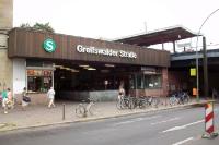 S-Bahnhof Greifswalder Straße