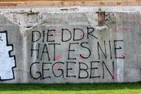 Die DDR hat es nie gegeben