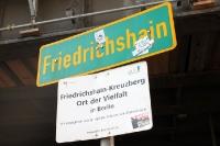 Friedrichshain-Kreuzberg, Ort der Vielfalt in Berlin