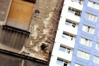 Alt und Neu in Berlin - Gegensätze