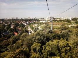 Seilbahn Gärten der Welt Berlin