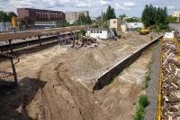 Umbaumaßnahmen am S-Bahnhof Ostkreuz