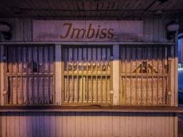 alter Imbiss in Nauen