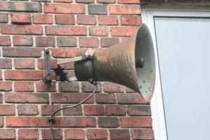 alter Lautsprecher