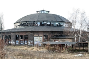 alter Rangierbahnhof Pankow-Heinersdorf