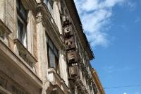 altes Hotel in der Altstadt von Görlitz