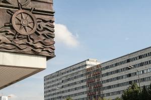 Architektur am Alexanderplatz