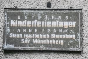 Betriebsferienlager Anne Frank