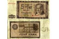 5 Mark der Deutschen Notenbank DDR 1964