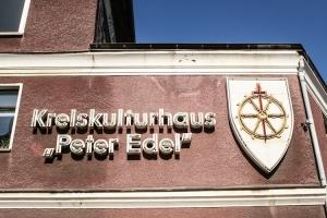 Kreiskulturhaus Peter Edel in Weißensee