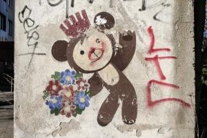 Ostberliner Teddybär