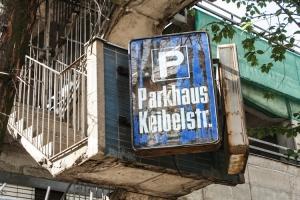 Parkhaus Keibelstraße