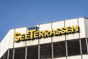 Seeterrassen in Ostberlin