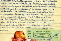aus dem Ferienhefter 1982: Besuch in der Staatsoper