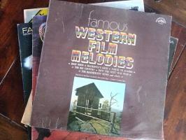tschechische Schallplatte von 1975
