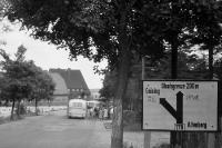 Bis zur Staatsgrenze 200 Meter, Altenberg 1959