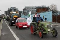 Wir haben es satt! Bauernhöfe statt Agrarindustrie. Demonstration in Berlin am 21. Januar 2012