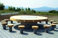 Runder Tisch am Point Alpha bei Rasdorf und Geisa