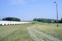 ehemalige Grenzsperranlagen in Hötensleben