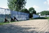 Grenzanlagen im Grenzmuseum Mödlareuth
