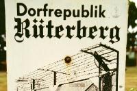 Dorfrepublik Rüterberg an der Elbe, ehemalige deutsch-deutsche Grenze