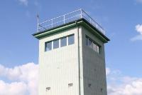 Beobachtungsturm / Grenzturm mit Führungsstelle in Hötensleben